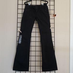 Rock Revival Elizabeth size 26 Long Black